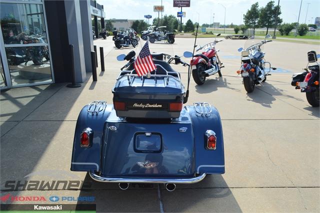 2003 HARLEY DAVIDSON ROAD KING MOTORTRIKE at Shawnee Honda Polaris Kawasaki