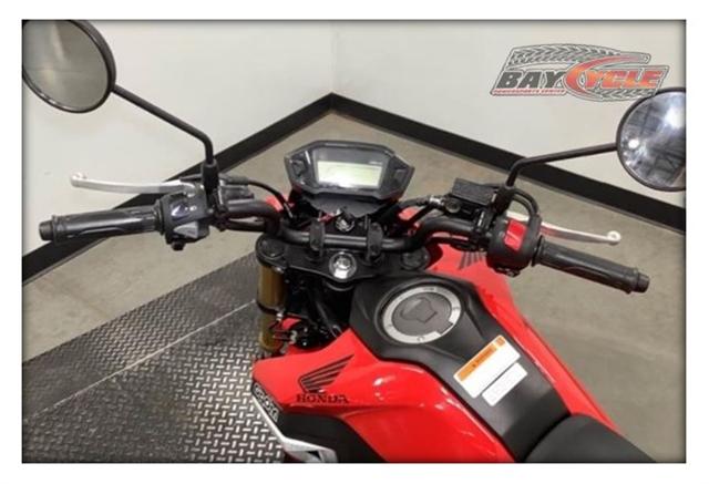 2019 Honda Grom Base at Bay Cycle Sales