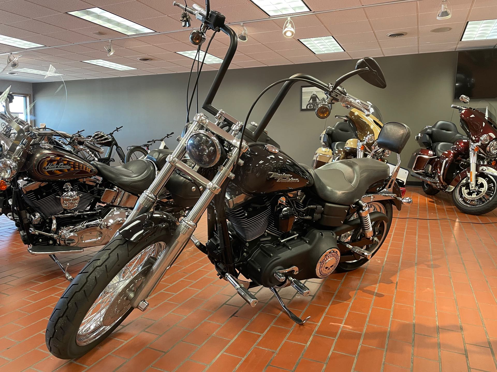2006 Harley-Davidson Dyna Glide Street Bob at Rooster's Harley Davidson