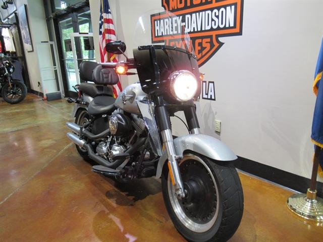 2011 Harley-Davidson Softail Fat Boy Lo at Mike Bruno's Bayou Country Harley-Davidson