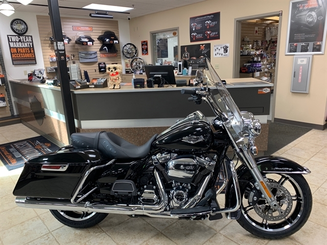 2020 Harley-Davidson Touring Road King at Destination Harley-Davidson®, Silverdale, WA 98383