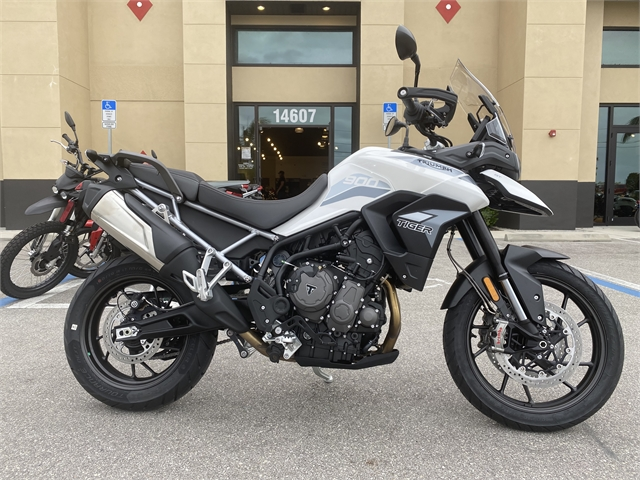 2021 Triumph Tiger 900 GT at Fort Myers