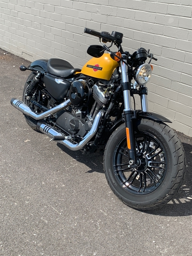 2019 Harley-Davidson Sportster Forty-Eight at Cannonball Harley-Davidson®