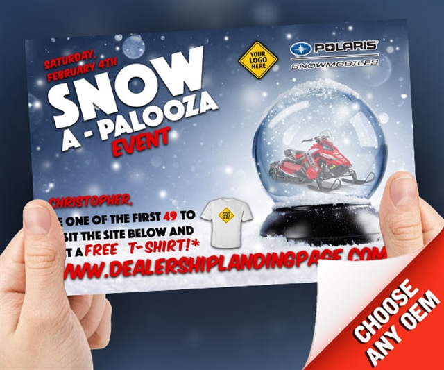 Snow-a-Palooza Powersports at PSM Marketing - Peachtree City, GA 30269
