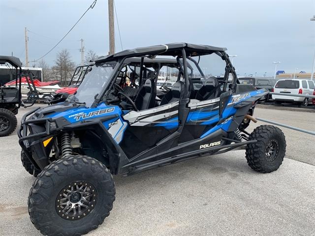 2018 Polaris RZR XP 4 Turbo EPS at Mungenast Motorsports, St. Louis, MO 63123