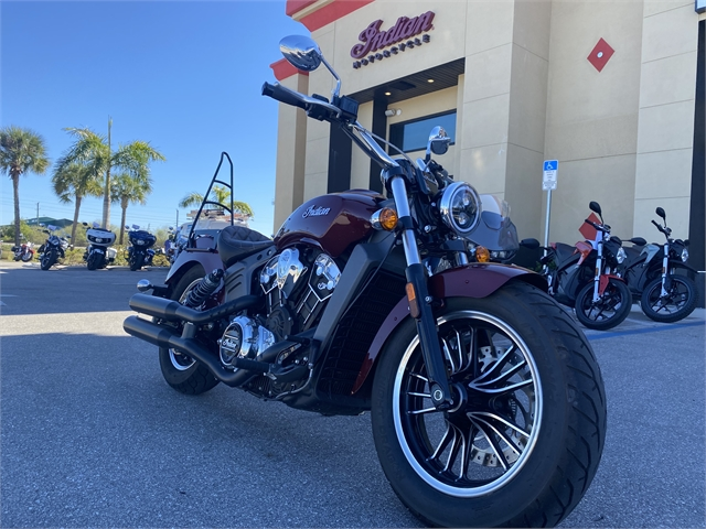 2018 Indian Scout Base at Fort Myers