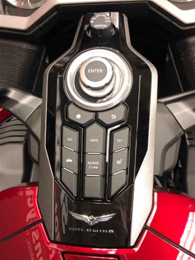 2019 Honda Gold Wing Tour DCT at Sloan's Motorcycle, Murfreesboro, TN, 37129