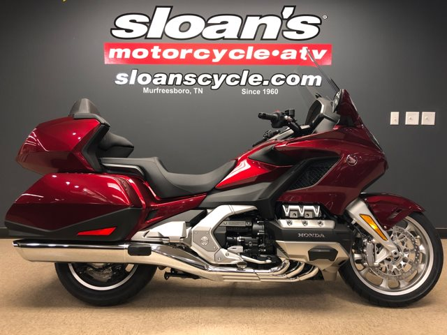 2019 Honda Gold Wing Tour DCT at Sloan's Motorcycle, Murfreesboro, TN, 37129