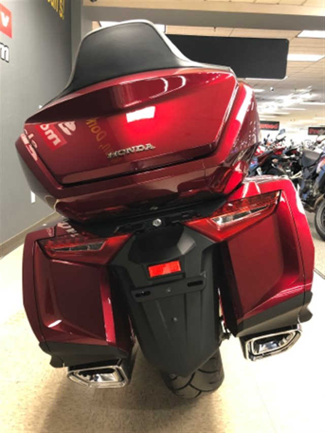 2019 Honda Gold Wing Tour Dct