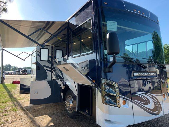 2020 Coachmen Sportcoach 339DS Rear Bedroom at Campers RV Center, Shreveport, LA 71129