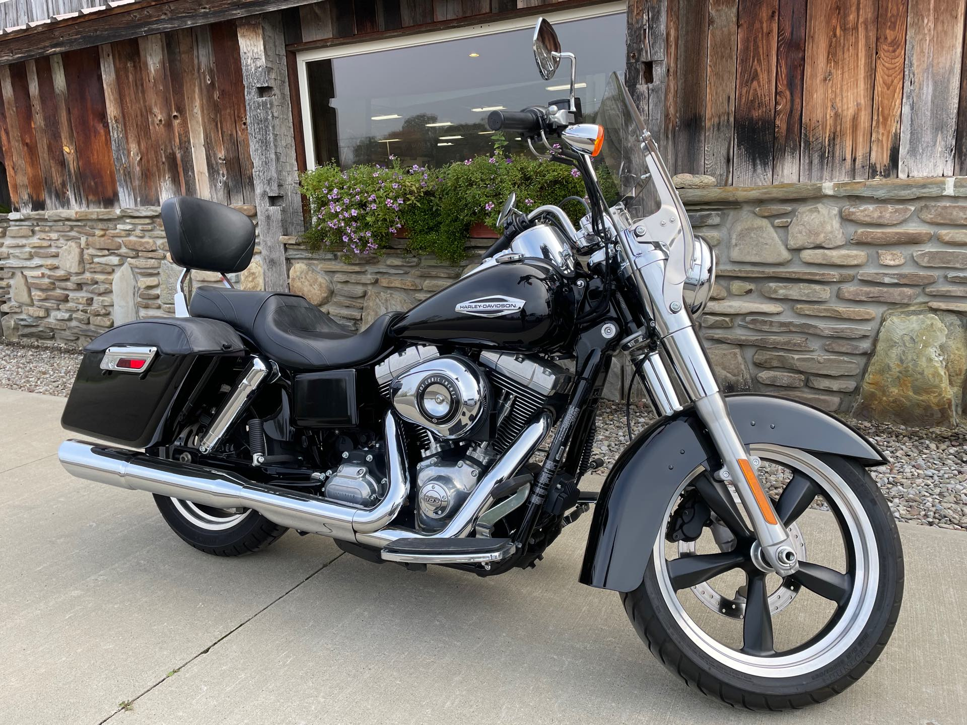 2012 Harley-Davidson Dyna Glide Switchback at Arkport Cycles