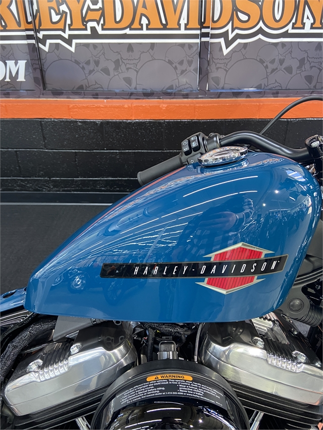 2021 Harley-Davidson Street XL 1200X Forty-Eight at Hampton Roads Harley-Davidson
