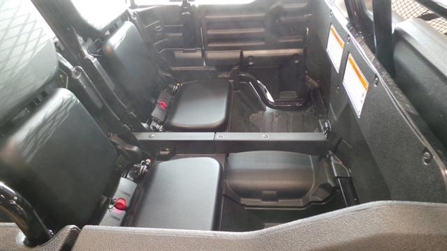 2019 Honda Pioneer 700 4-SEAT DELUXE Deluxe at Genthe Honda Powersports, Southgate, MI 48195