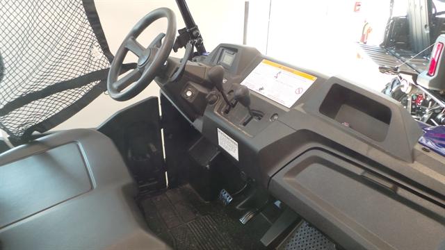 2019 HONDA PIONEER 700 4-SEAT DLX Deluxe at Genthe Honda Powersports, Southgate, MI 48195