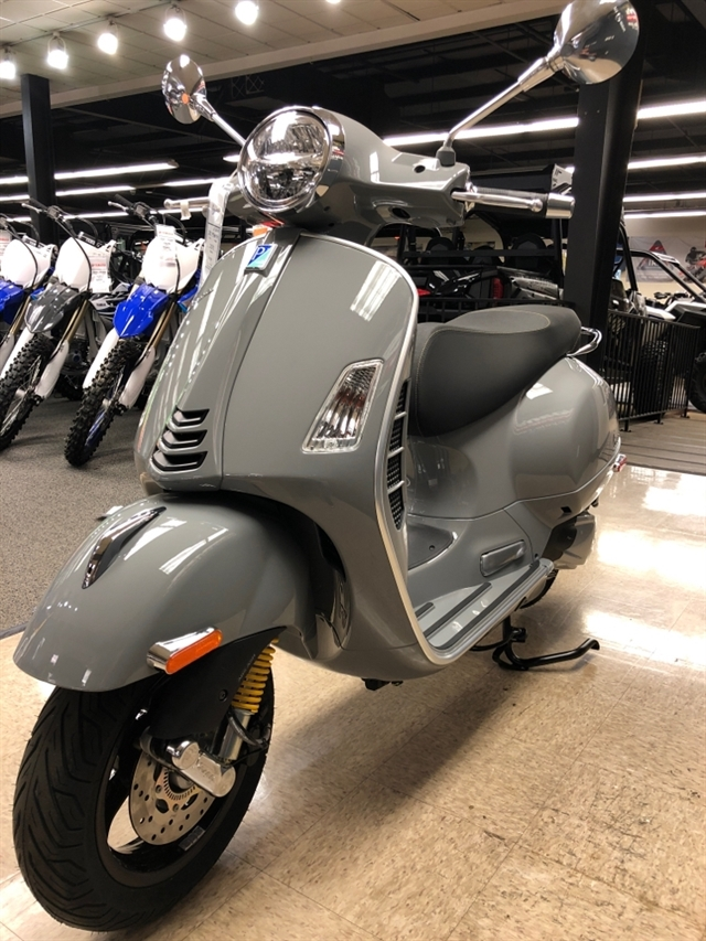 2020 Vespa GTS RST HPE SUPER TECH 300 at Sloans Motorcycle ATV, Murfreesboro, TN, 37129