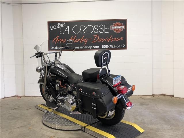 2017 Harley-Davidson Softail Heritage Softail Classic at La Crosse Area Harley-Davidson, Onalaska, WI 54650