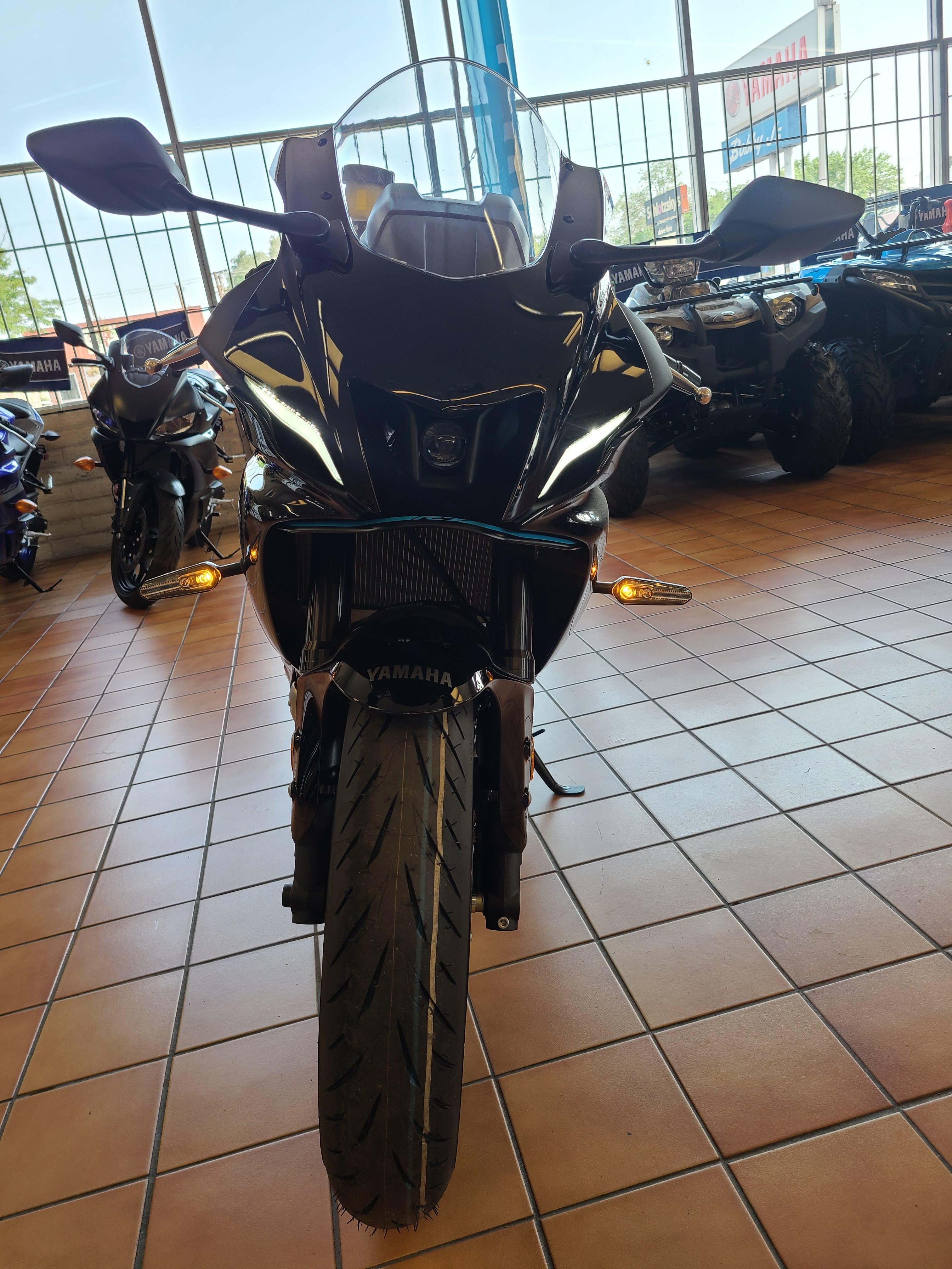 2022 Yamaha YZF R7 at Bobby J's Yamaha, Albuquerque, NM 87110