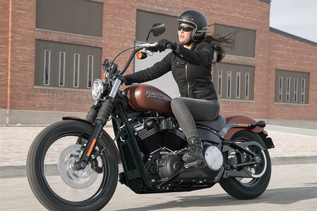 2018 Harley-Davidson Softail Street Bob at Southern Illinois Motorsports