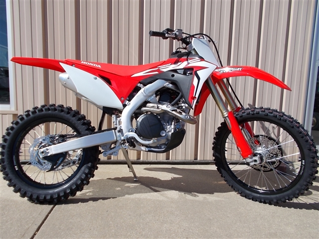 2019 Honda CRF 450RX at Nishna Valley Cycle, Atlantic, IA 50022
