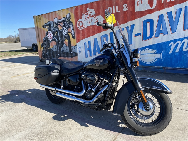 2018 Harley-Davidson Softail Heritage Classic 114 at Gruene Harley-Davidson