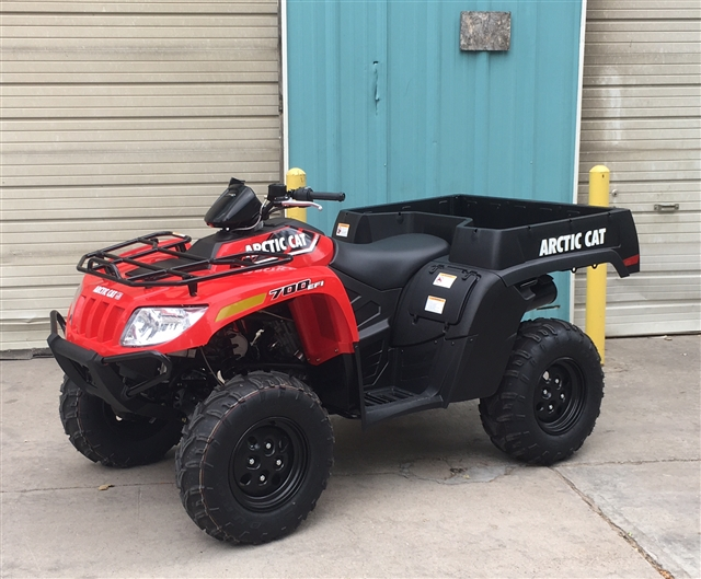 2016 Arctic Cat 700 TBX EPS at Harsh Outdoors, Eaton, CO 80615