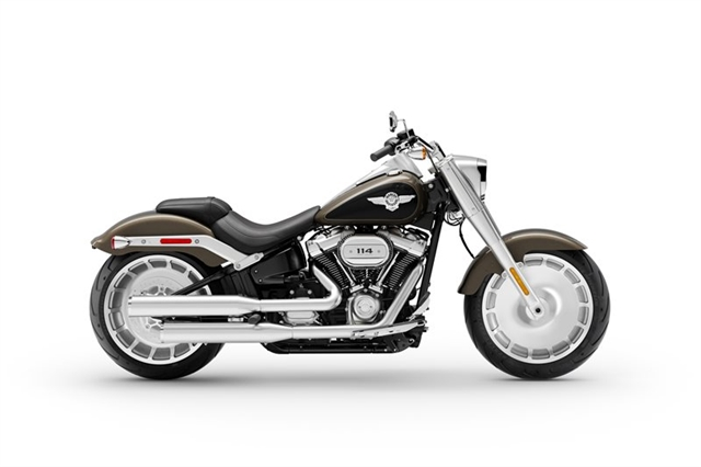 2020 Harley-Davidson Softail Fat Boy 114 at Thunder Harley-Davidson