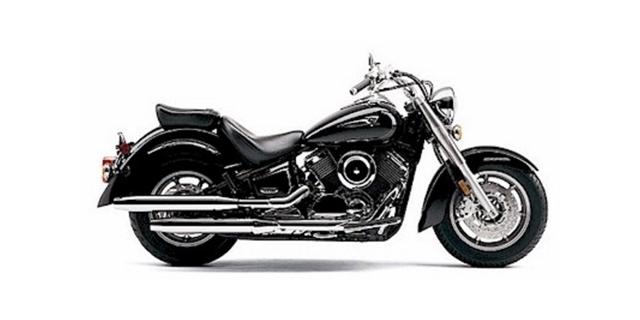 2004 Yamaha V Star 1100 Classic at Southside Harley-Davidson