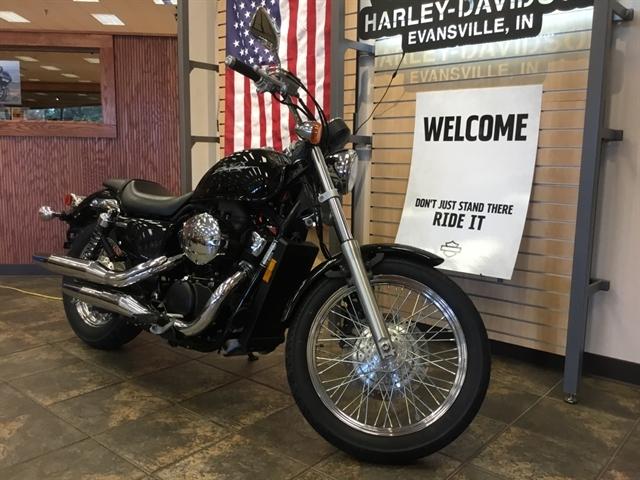 2013 Honda Shadow RS at Bud's Harley-Davidson