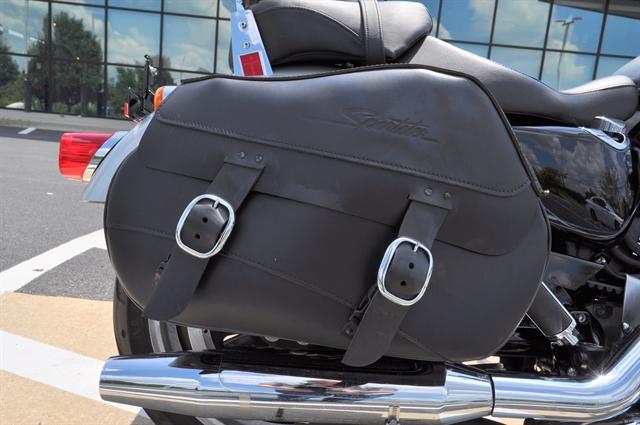 2014 Harley-Davidson Sportster® SuperLow® at All American Harley-Davidson, Hughesville, MD 20637