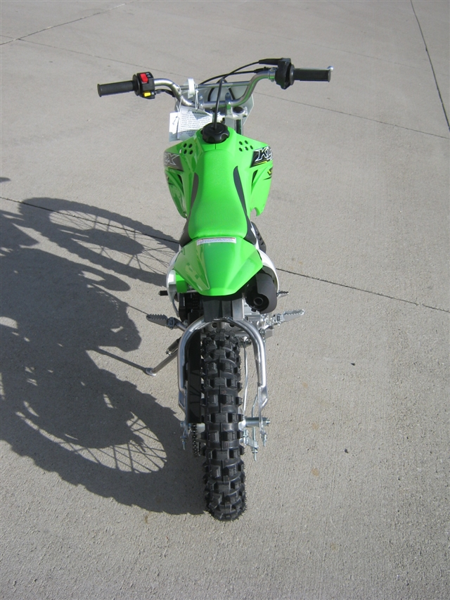 2019 Kawasaki KLX 110 at Brenny's Motorcycle Clinic, Bettendorf, IA 52722