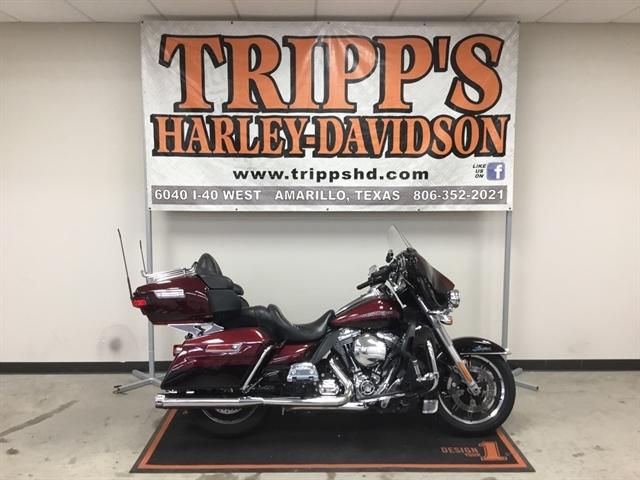 2015 Harley-Davidson Electra Glide Ultra Limited at Tripp's Harley-Davidson