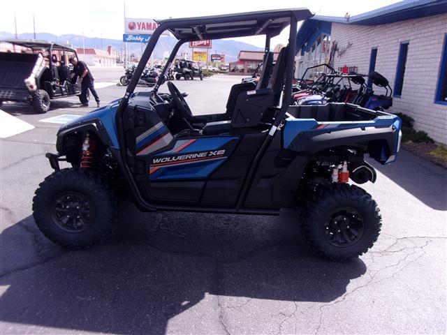 2019 Yamaha Wolverine X2 R-Spec SE at Bobby J's Yamaha, Albuquerque, NM 87110