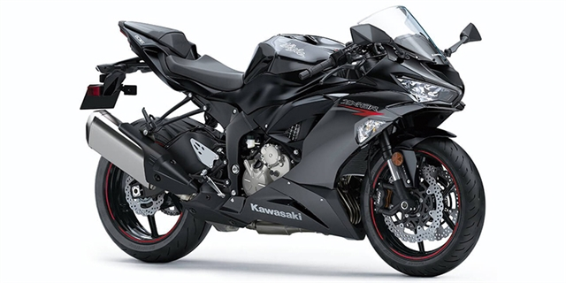 2020 Kawasaki Ninja ZX-6R Base at Hebeler Sales & Service, Lockport, NY 14094