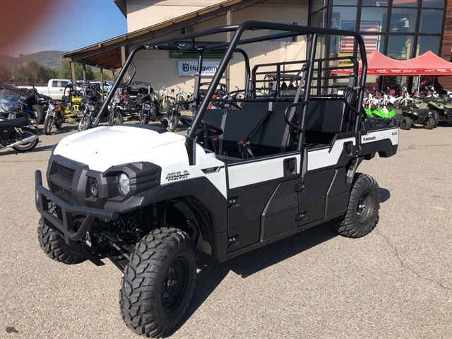 2020 Kawasaki Mule™ PRO-FXT™ EPS at Power World Sports, Granby, CO 80446
