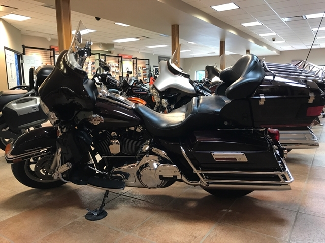 2007 Harley-Davidson Electra Glide Ultra Classic at Lentner Cycle Co.