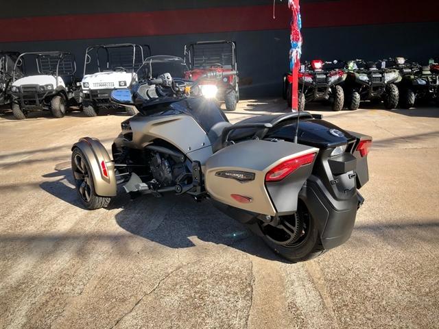 2021 Can-Am Spyder F3 T at Wild West Motoplex