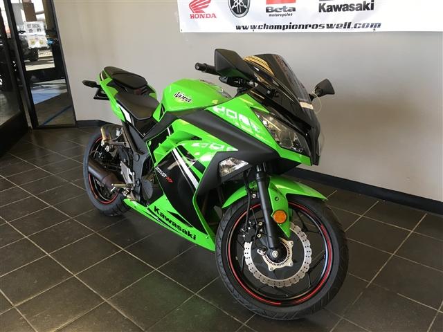 2014 Kawasaki Ninja 300 ABS at Champion Motorsports, Roswell, NM 88201