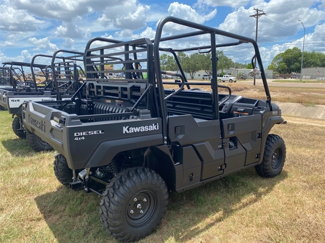 2021 Kawasaki Mule PRO-DXT Diesel Base at Dale's Fun Center, Victoria, TX 77904