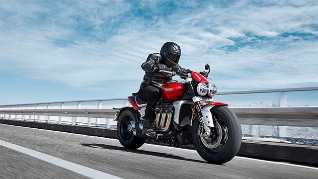 2020 Triumph Rocket 3 R at Frontline Eurosports