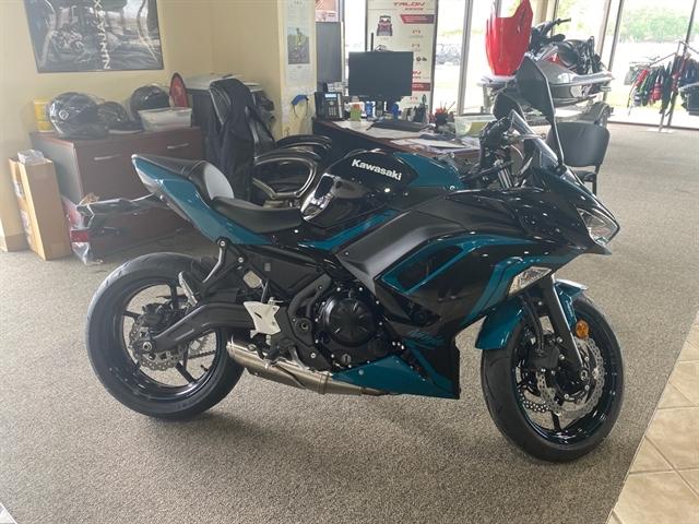 2021 Kawasaki Ninja 650 ABS at Dale's Fun Center, Victoria, TX 77904