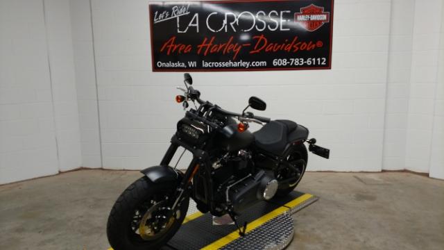 2018 Harley-Davidson Softail Fat Bob at La Crosse Area Harley-Davidson, Onalaska, WI 54650