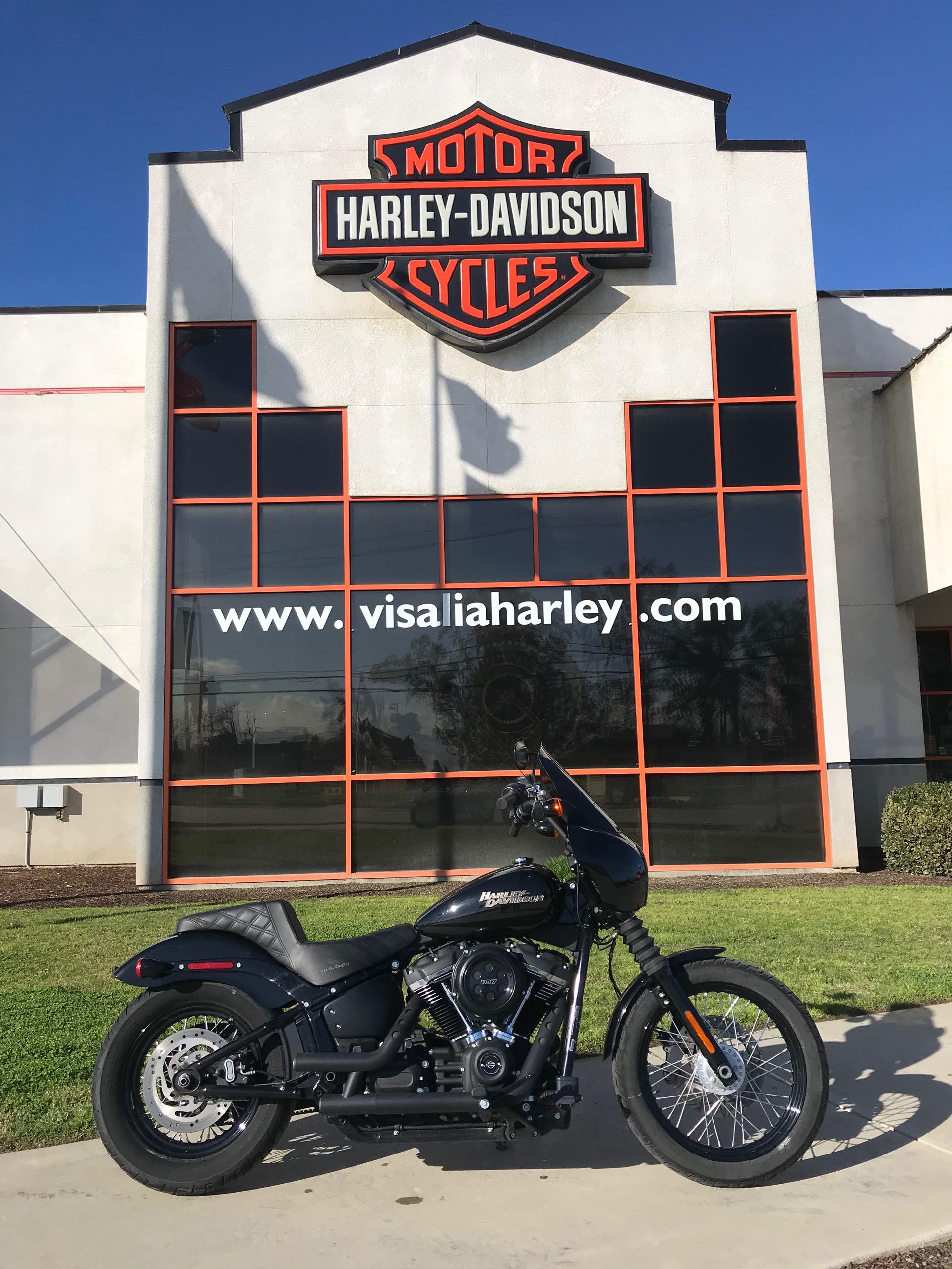 2019 Harley-Davidson Softail Street Bob at Visalia Harley-Davidson