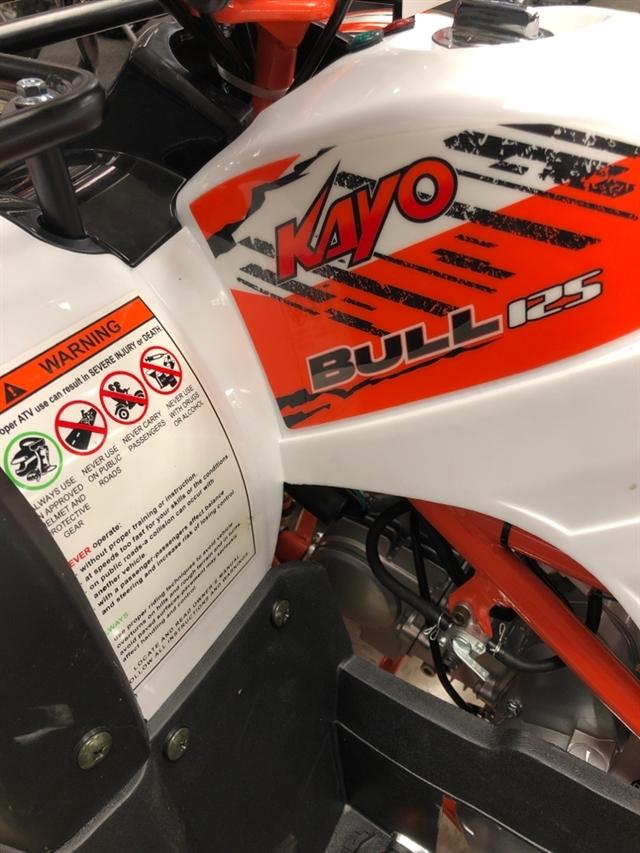 2020 Kayo BULL 125 at Sloans Motorcycle ATV, Murfreesboro, TN, 37129