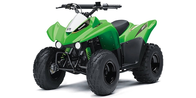 2020 Kawasaki KFX 90 at Youngblood RV & Powersports Springfield Missouri - Ozark MO