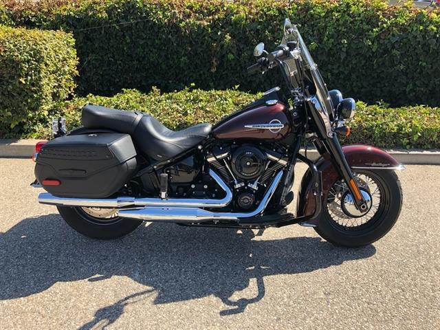2018 Harley-Davidson Softail Heritage Classic at Ventura Harley-Davidson