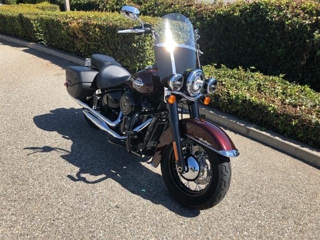 2018 Harley-Davidson Softail® Heritage Classic at Ventura Harley-Davidson
