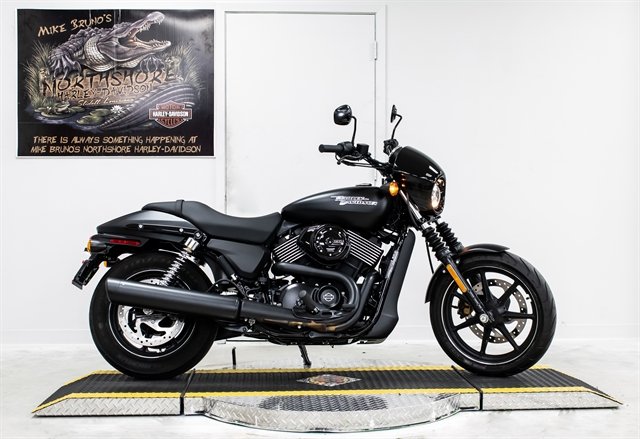 2018 Harley-Davidson Street 750 at Mike Bruno's Northshore Harley-Davidson