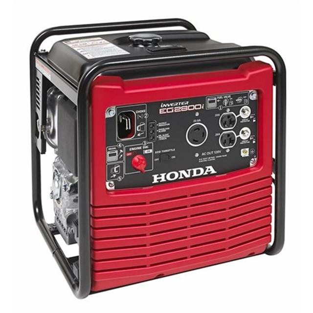 2020 Honda Power Generators EG2800i at Bettencourt's Honda Suzuki