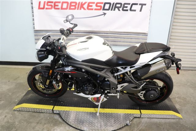 2019 Triumph Speed Triple RS at Friendly Powersports Slidell