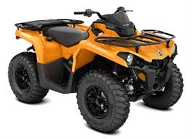 2019 Can-Am Outlander 570 DPS at Campers RV Center, Shreveport, LA 71129
